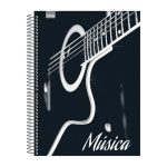 caderno-musica-universitario-capa-dura-96fls
