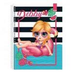 caderno-spiral-1:4-capadura-96fls-debby