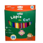 LAPIS COR 24 INTEIRO LEO & LEO